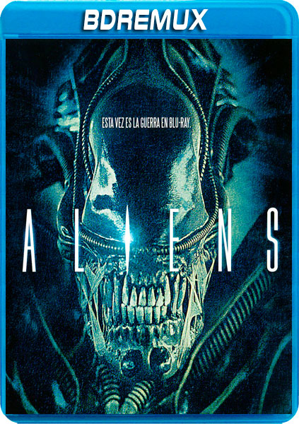 ALIENS EL REGRESO [BDREMUX 1080P][DTS 5.1 CASTELLANO-DTS 5.1 INGLES+SUBS][ES-EN] torrent